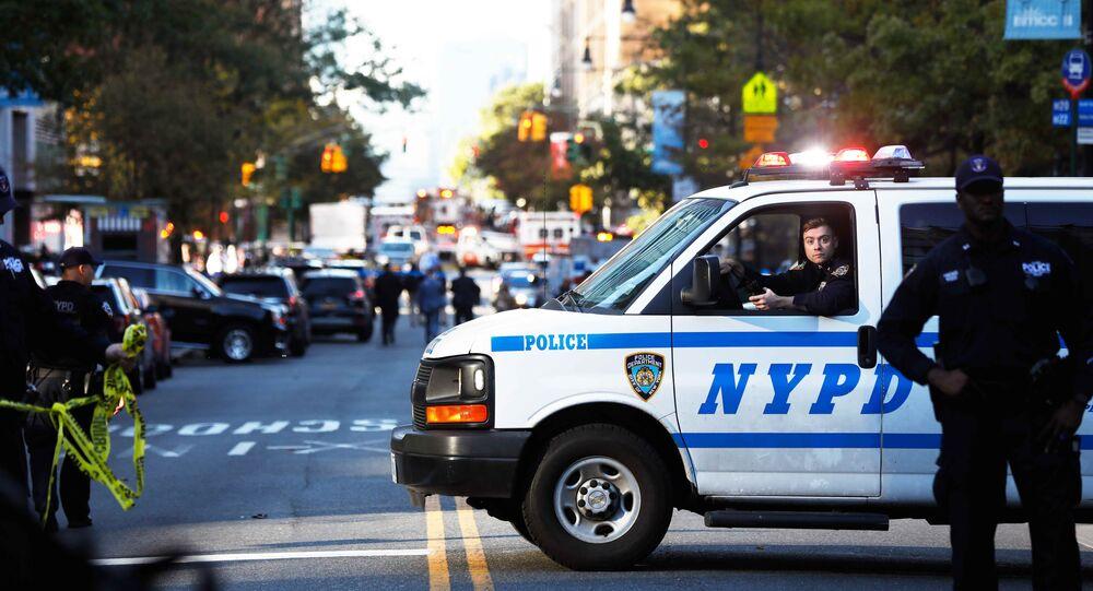 Attentato a New York