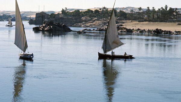 Il fiume Nilo, Egitto - Sputnik Italia