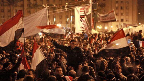 Le proteste in Egitto - Sputnik Italia