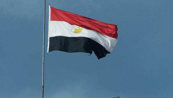 La bandiera dell'Egitto - Sputnik Italia