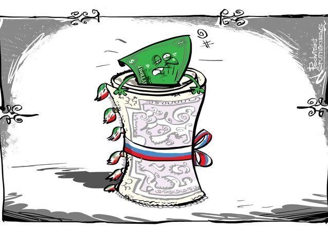 Il leader dell'Iran pensa che la cooperazione tra Teheran e Mosca aiuterà a isolare gli USA