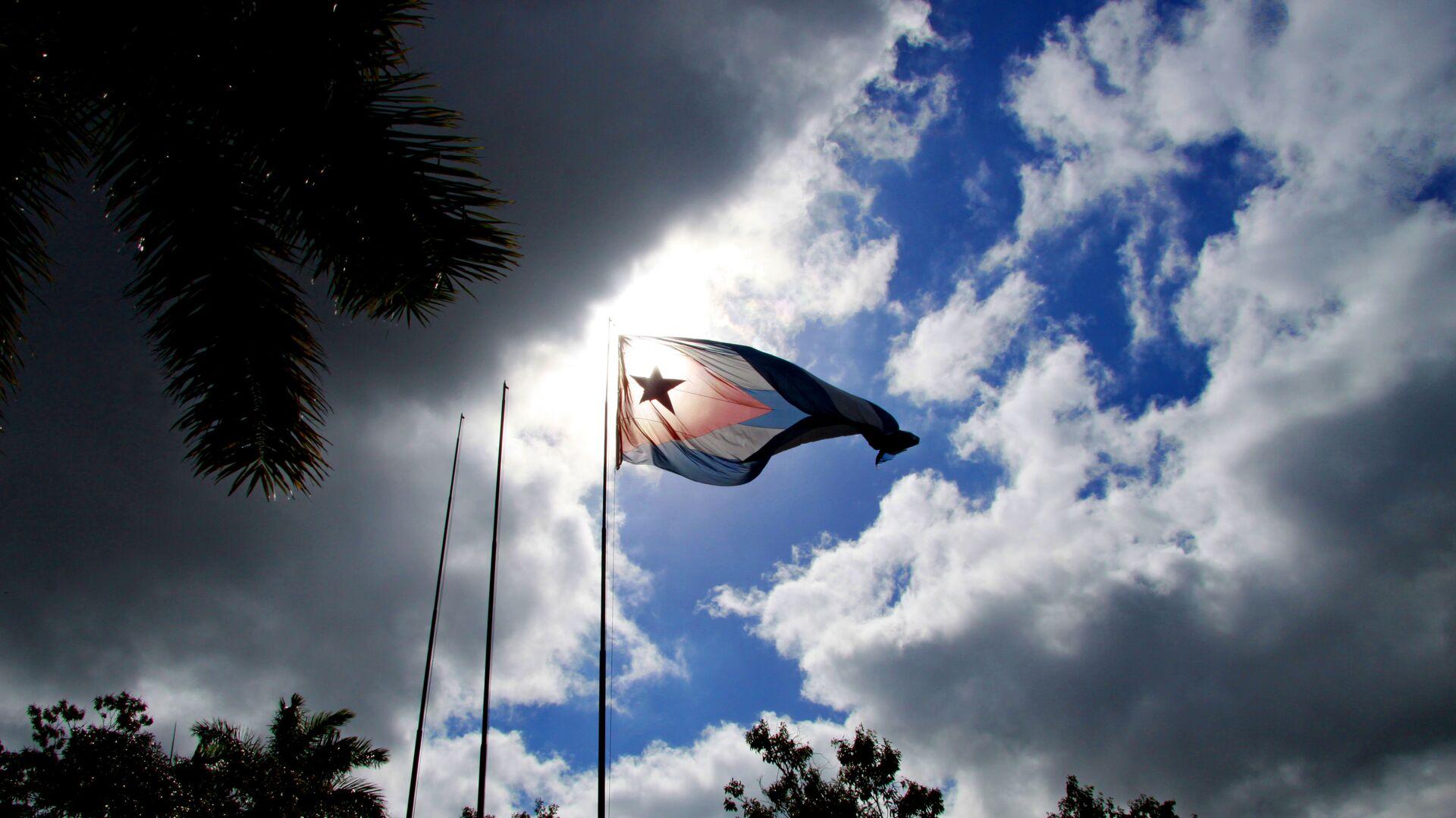 La bandiera cubana - Sputnik Italia, 1920, 31.07.2021