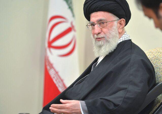 L'Ayatollah Khamenei