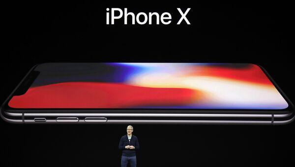 iPhone X - Sputnik Italia