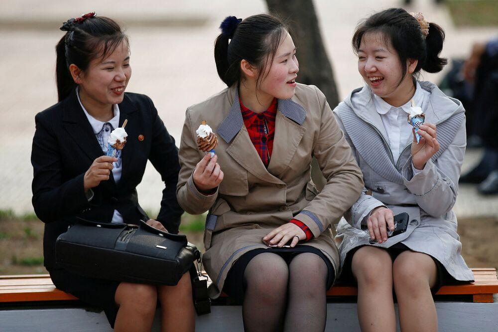 Che cosa si mangia in Corea del Nord?