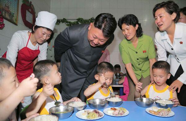 Che cosa si mangia in Corea del Nord? - Sputnik Italia
