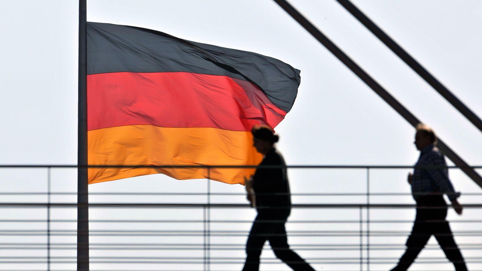 Bandiera della Germania - Sputnik Italia, 1920, 11.08.2021