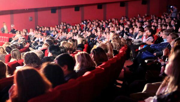 Spettatori alla IV edizione del RIFF - Russia Italia Film Festival - Sputnik Italia