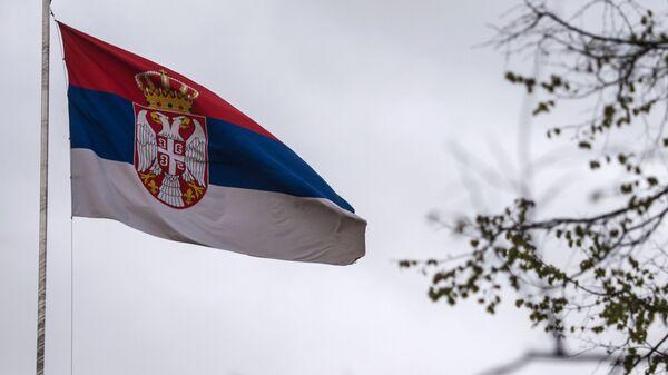 Serbia flag - Sputnik Italia