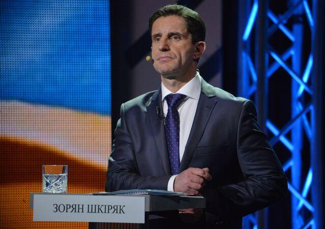 Zoryan Shkiryak (foto d'archivio)