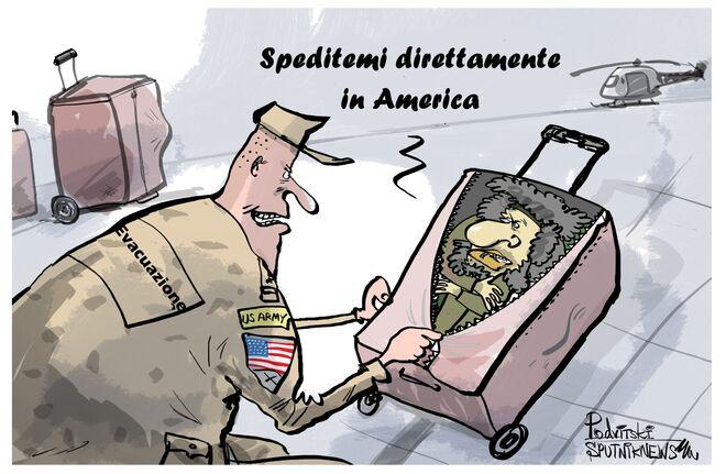 USA evacuano capi Daesh prima di conquista di Mayadin