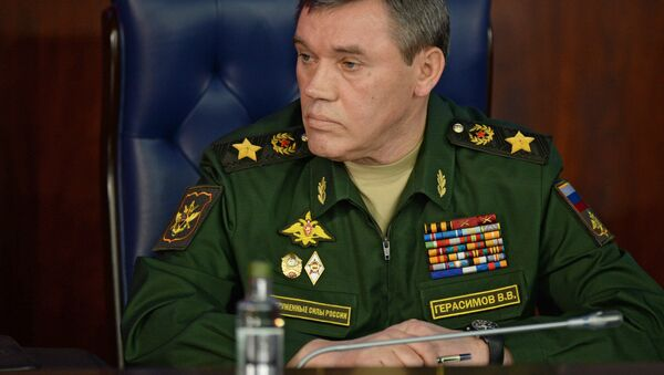 Chief of the General Staff of the Russian Armed Forces Valeriy Gerasimov - Sputnik Italia