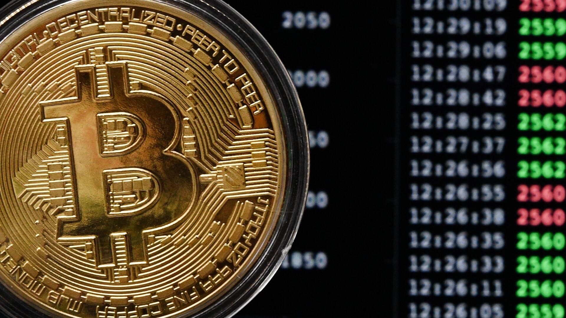 Bitcoin - Sputnik Italia, 1920, 26.07.2021