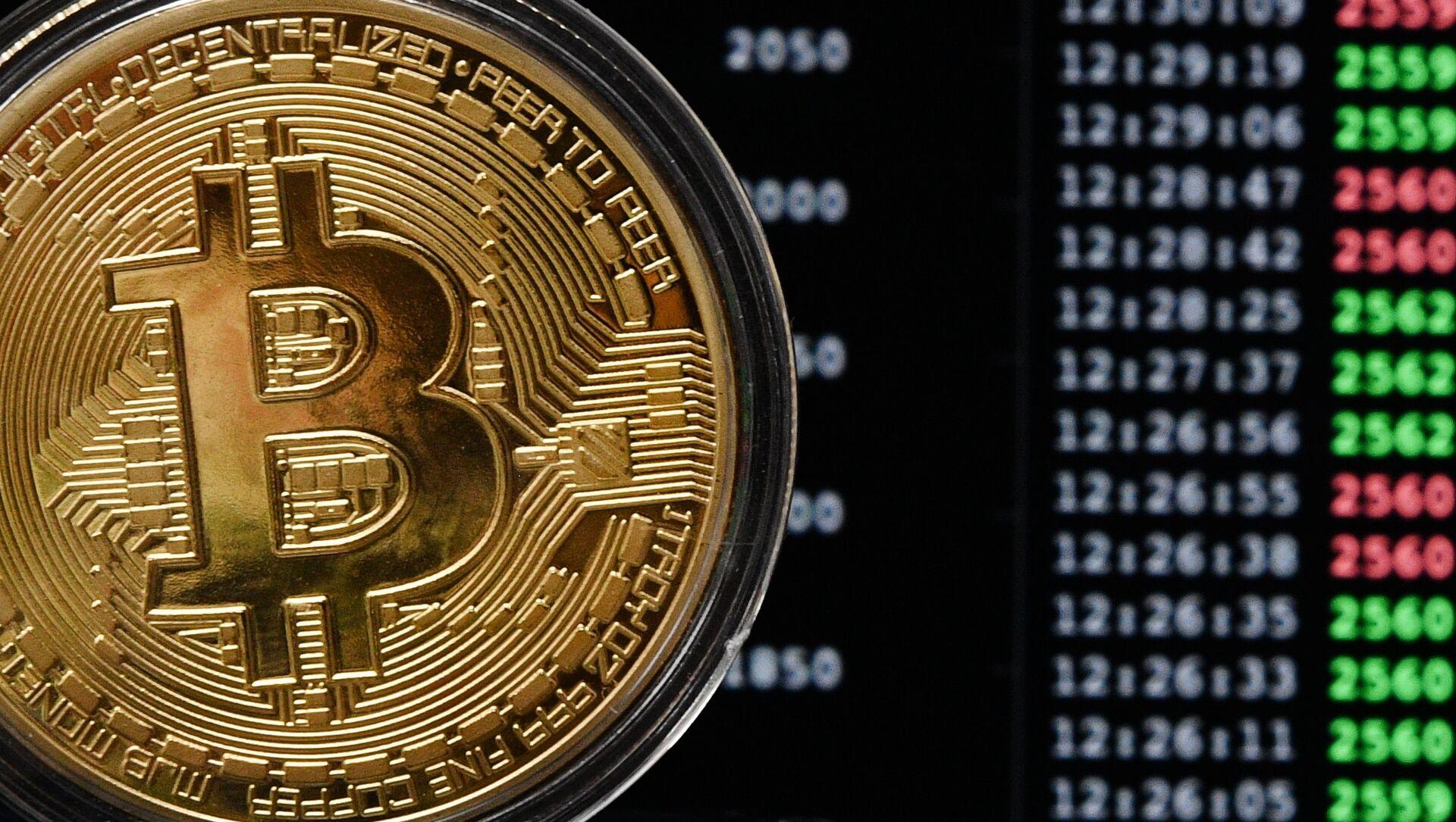 Bitcoin - Sputnik Italia, 1920, 14.02.2021