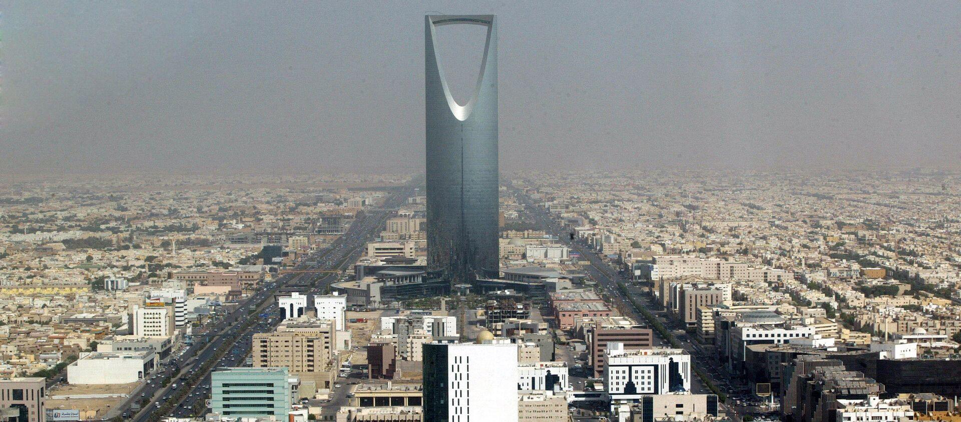 La capitale dell'Arabia Saudita Riad - Sputnik Italia, 1920, 20.05.2020
