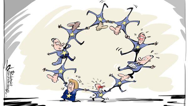 Analisti del Bundeswehr mettono in guardia da eventuale disgregazione UE - Sputnik Italia