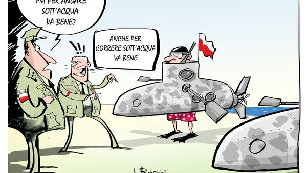Nuovi sottomarini (economici) per la Polonia - Sputnik Italia