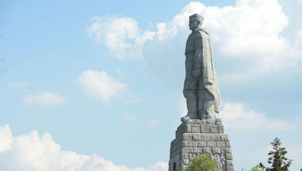 Памятник советским воинам-освободителям Алеша в Пловдиве - Sputnik Italia