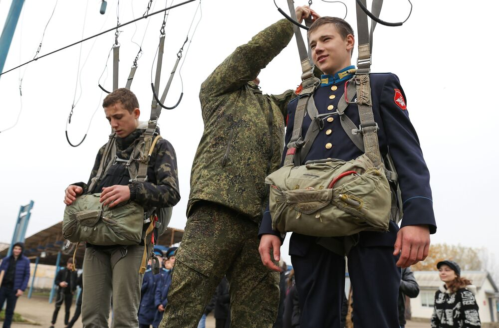 L'Accademia presidenziale dei cadetti di Krasnodar