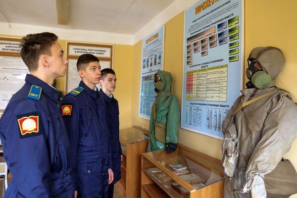 L'Accademia presidenziale dei cadetti di Krasnodar - Sputnik Italia