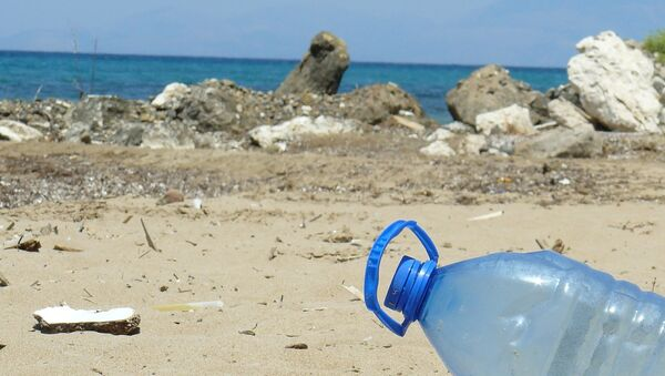 Plastic bottle - Sputnik Italia