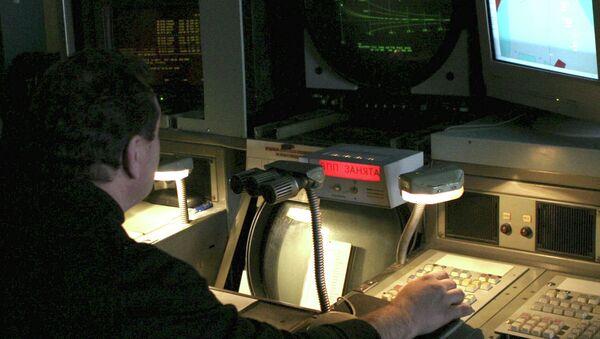 Un controlloro di volo - Sputnik Italia