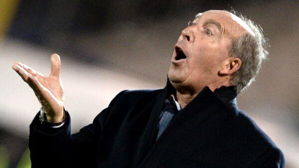 Il commissario tecnico della nazionale italiana Giampiero Ventura - Sputnik Italia