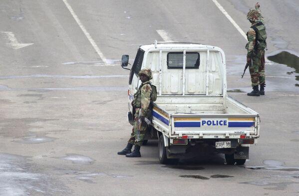 Colpo di stato militare in Zimbabwe - Sputnik Italia