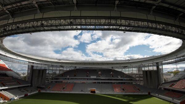 Lo stadio centrale di Ekaterinburg - Sputnik Italia