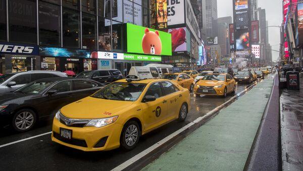 Traffico a New York - Sputnik Italia