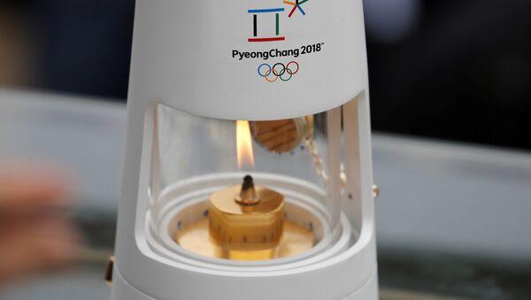 Olimpiadi invernali Pyeongchang 2018 - Sputnik Italia