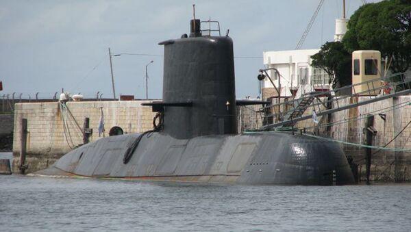 Sottomarino della Marina militare argentina San Juan - Sputnik Italia