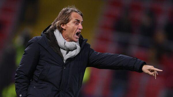Roberto Mancini - Sputnik Italia