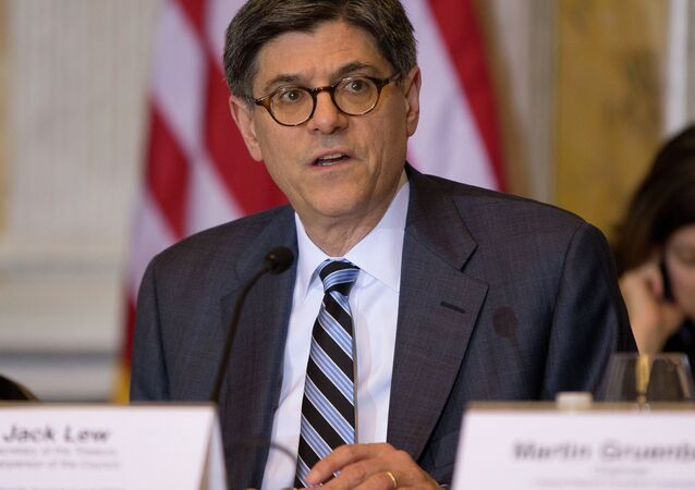 Segretario Tesoro USA Jacob Lew
