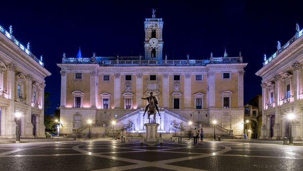 Palazzo Campidoglio Senatorio - Sputnik Italia