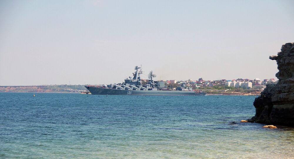 Incrociatore missilistico Marina russa Moskva