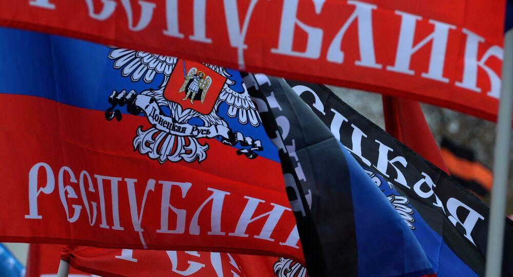 Bandiere Novorossiya