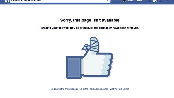 Censura di Facebook - Sputnik Italia