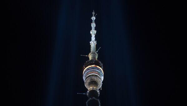 Torre di Ostankino - Sputnik Italia