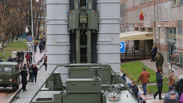Le armi della flotta del Baltico in mostra a Kaliningrad - Sputnik Italia