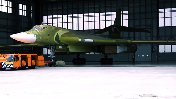 Tu-160 modernizzato - Sputnik Italia