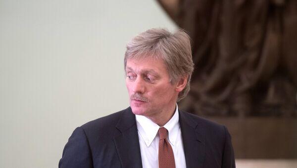 Il portavoce di Putin Dmitry Peskov - Sputnik Italia