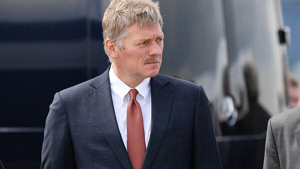 Il portavoce del Presidente russo Dmitry Peskov - Sputnik Italia