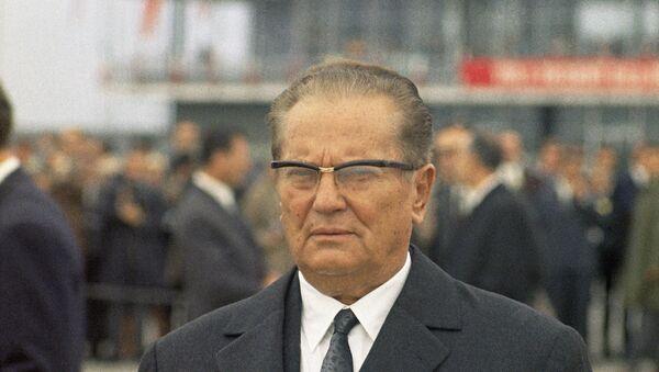 Josif Broz Tito - Sputnik Italia