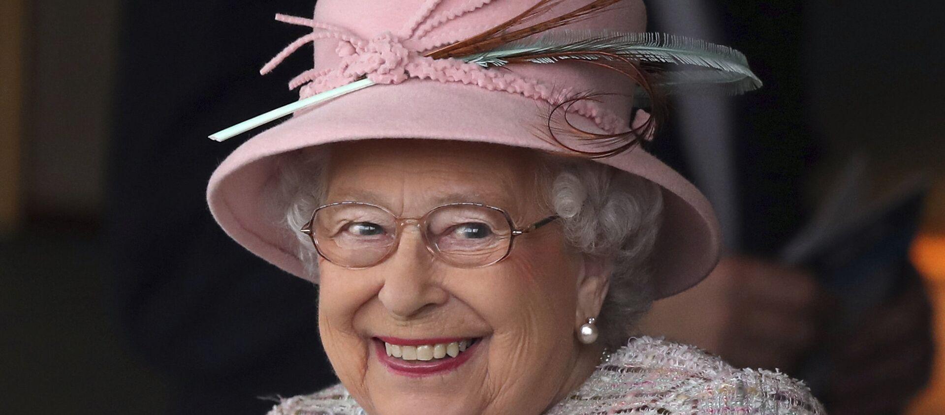 La regina del Regno Unito Elisabetta II - Sputnik Italia, 1920, 24.11.2020