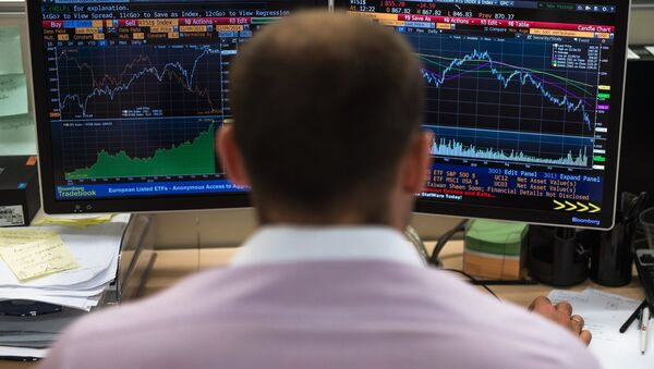 Moscow Stock Exchange - Sputnik Italia