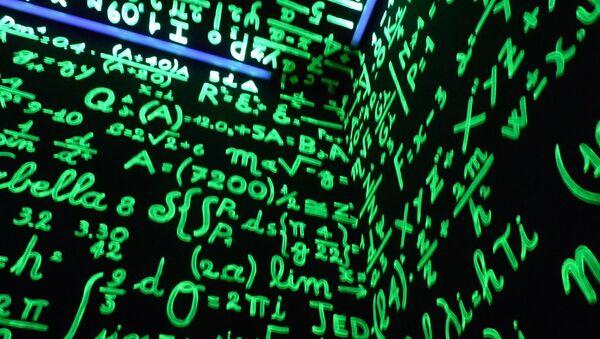 Math formulas - Sputnik Italia