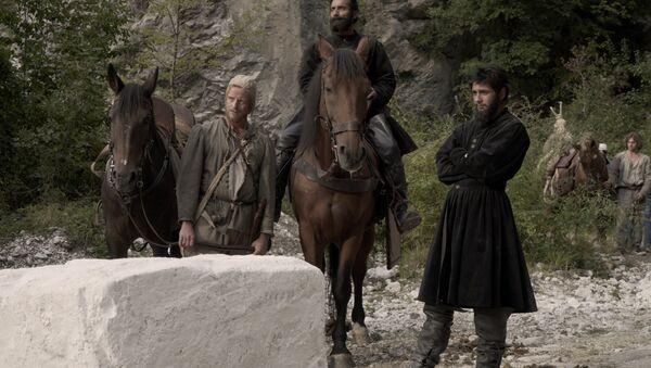 """Scena del film """"Il peccato"""" di Andrei Konchalovsky - Sputnik Italia"""