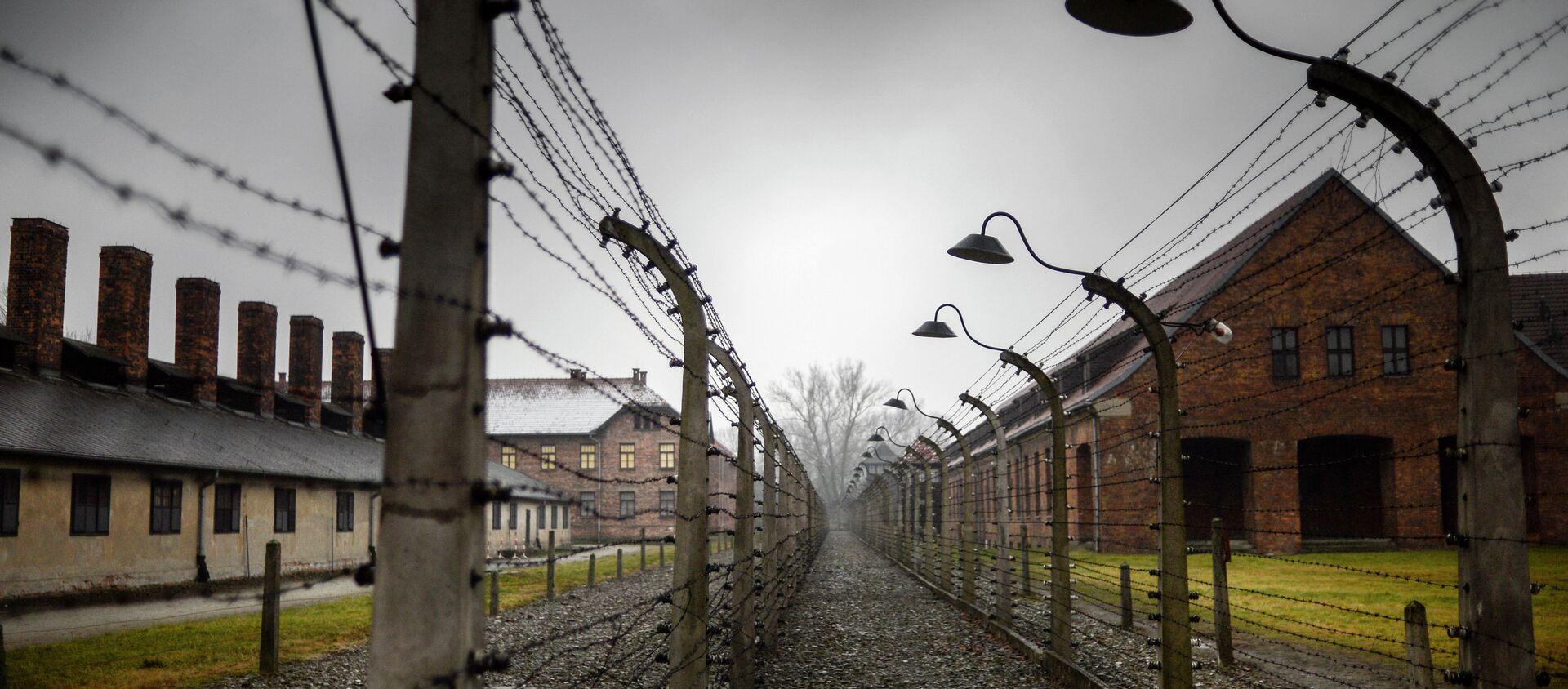 Campo di concentramento Auschwitz  - Sputnik Italia, 1920, 16.09.2020