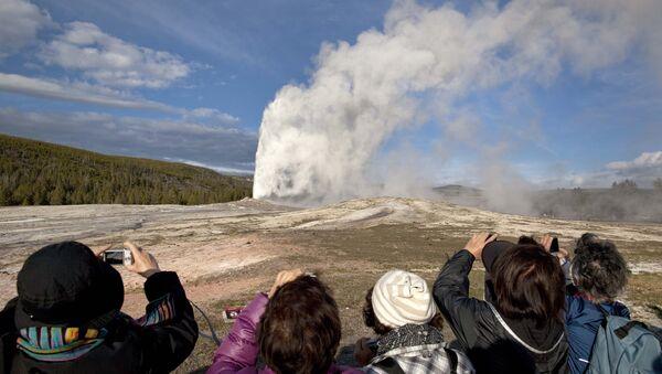 Yellowstone Supervolcano - Sputnik Italia